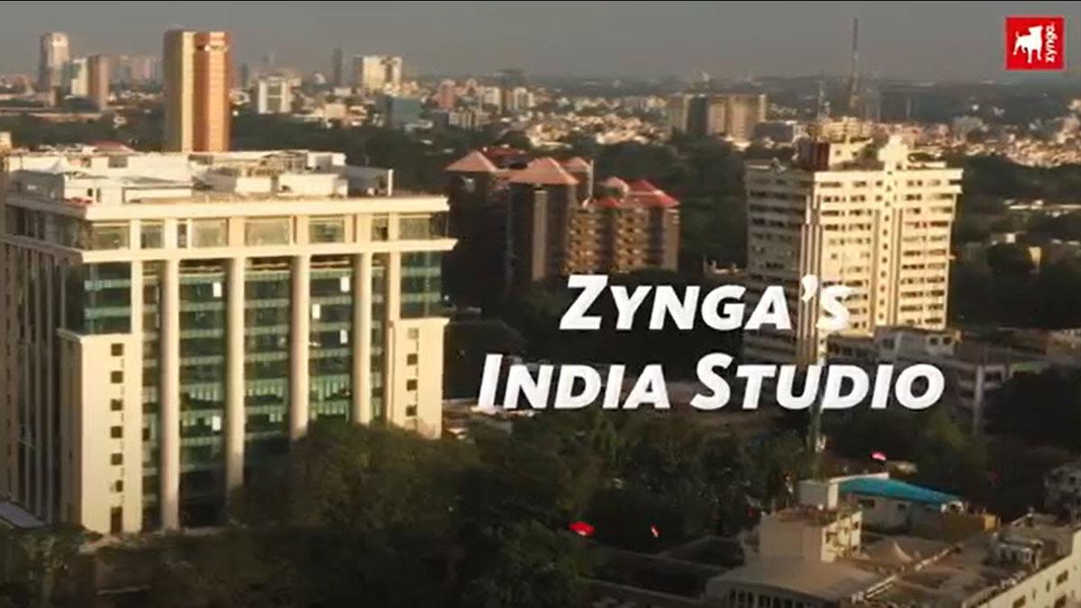 Zynga's India Studio