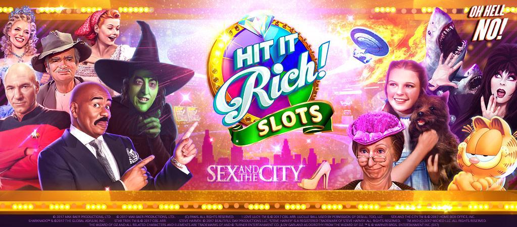 Hit It Rich Zynga Zynga