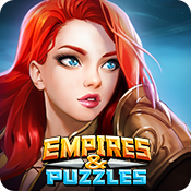 Empires & Puzzles: RPG Quest App Icon