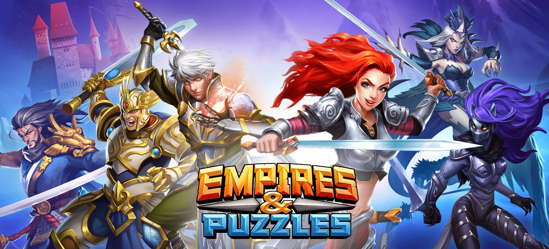 Empires & Puzzles: RPG Quest Hero Image