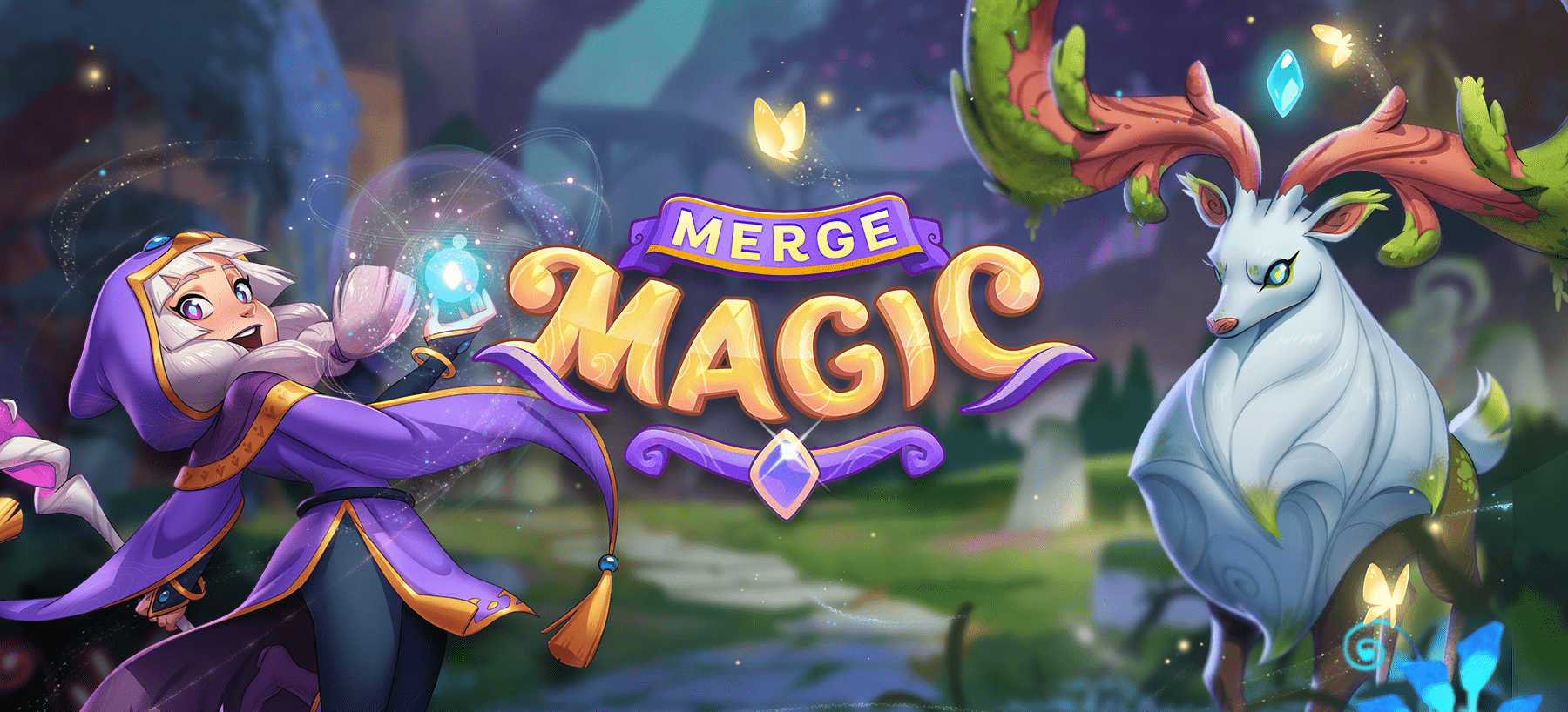 Merge Magic! Hero Image