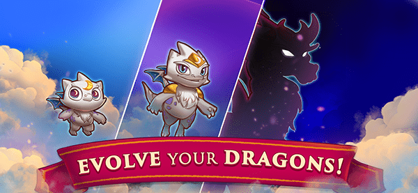 Merge Dragons! Game Screenshot