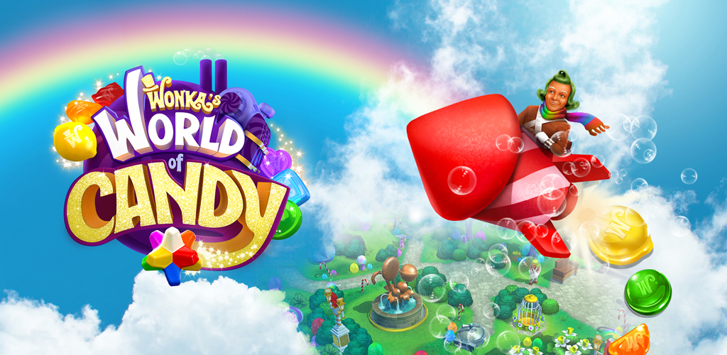 Wonka's World of Candy Hero Image