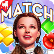 Wizard of Oz Magic Match Icon