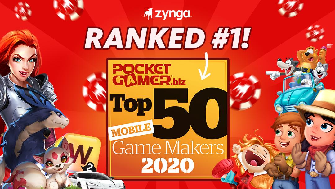 Zynga Top Games