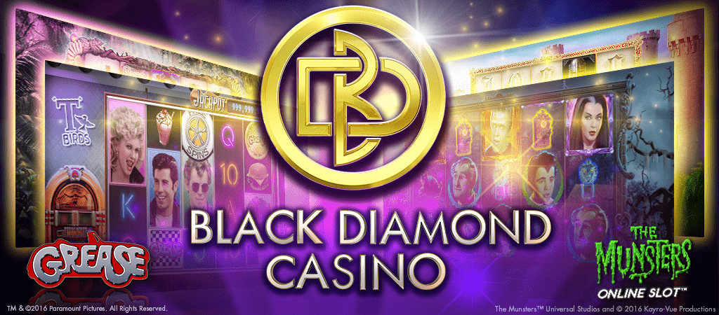 Black Diamond Casino Hero Image