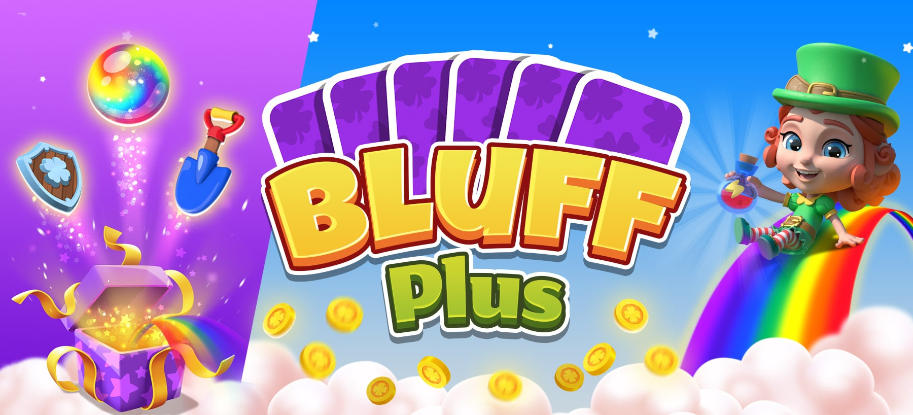 Bluff Plus Hero Image