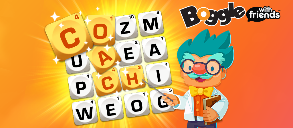 Boggle With Friends Hero Image