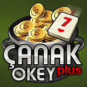 Çanak Okey Plus App Icon