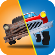 Car Restoration 3D App Icon