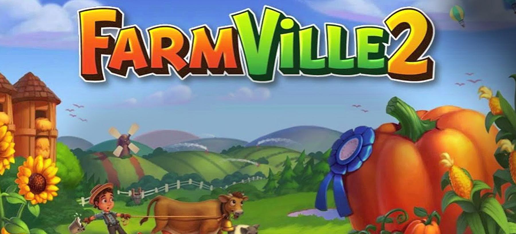 FarmVille 2 Hero Image