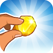 Gold Rush 3D! App Icon