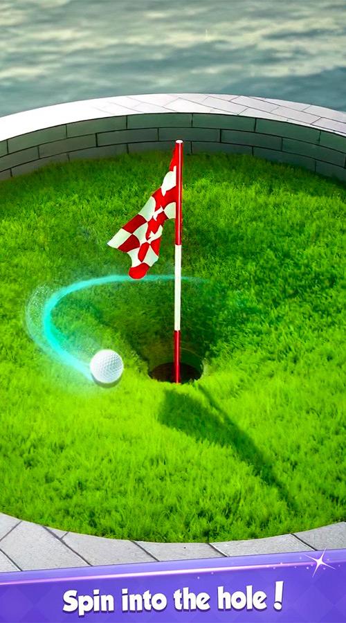 Golf Rival Game Screenshot