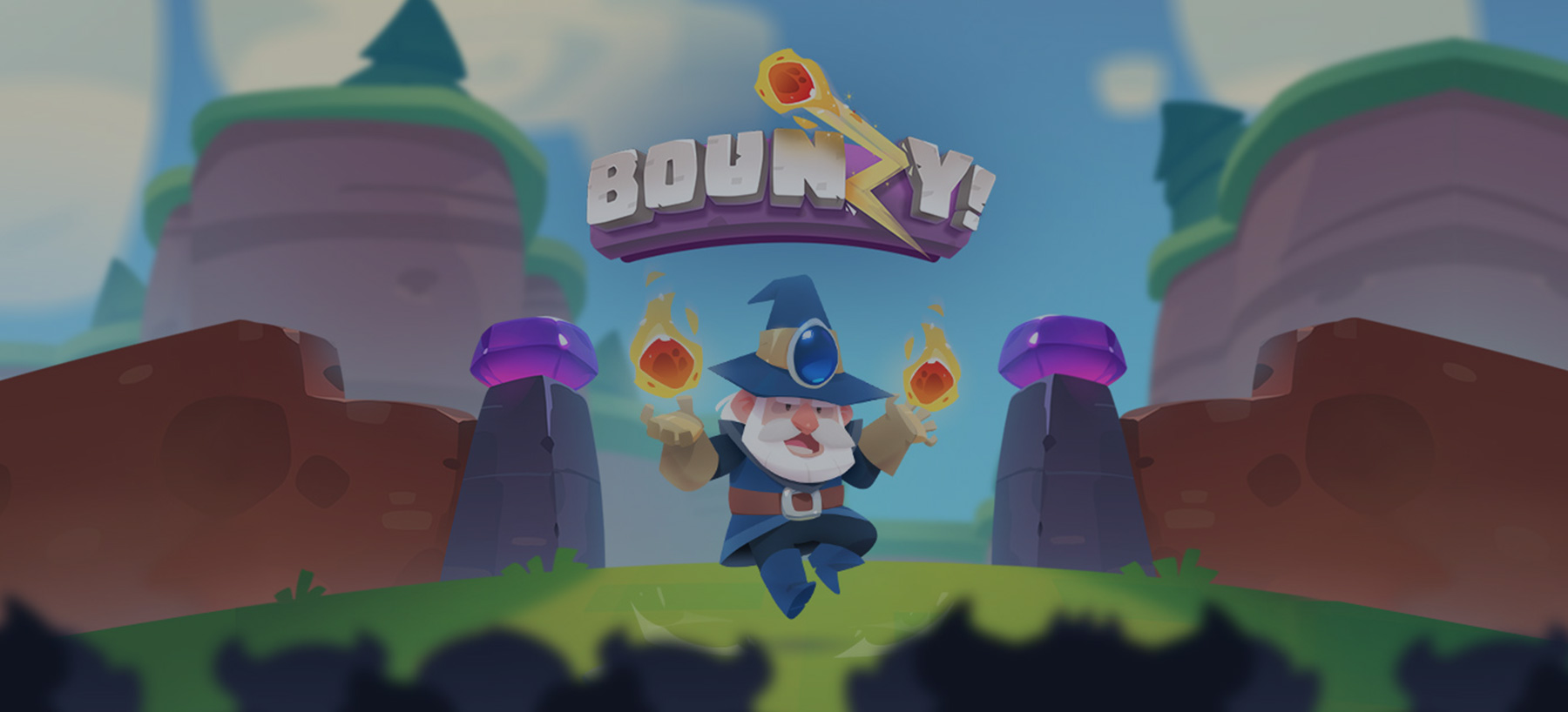 Bounzy! Hero Image