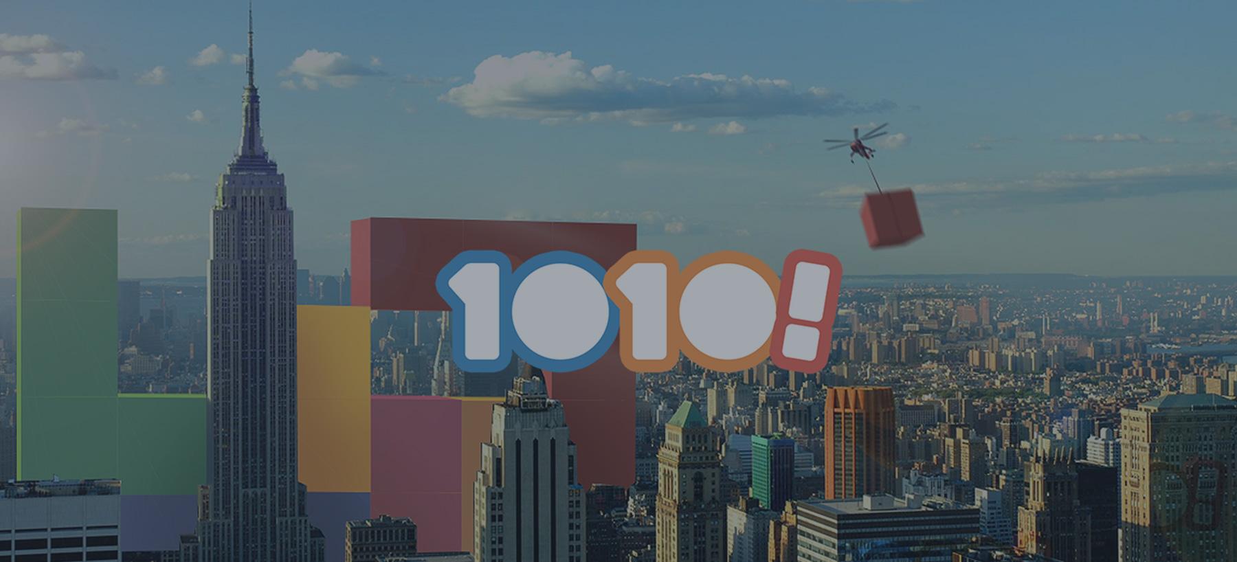 1010! Hero Image