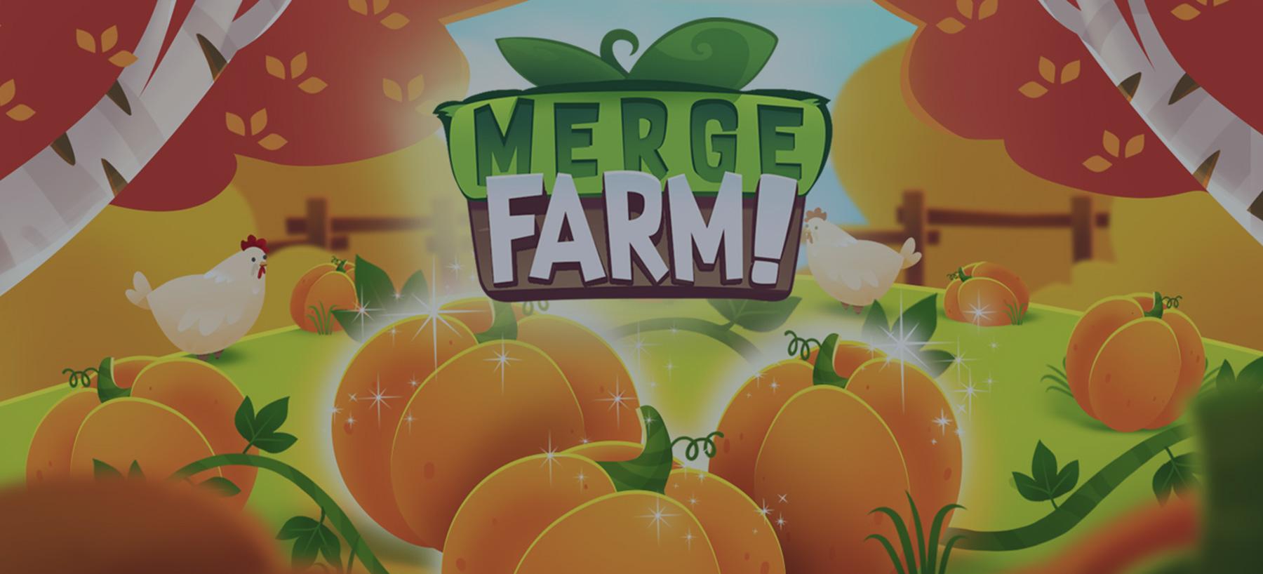 Merge Farm! Hero Image