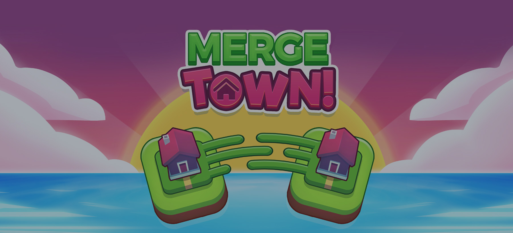 Merge Town! Hero Image