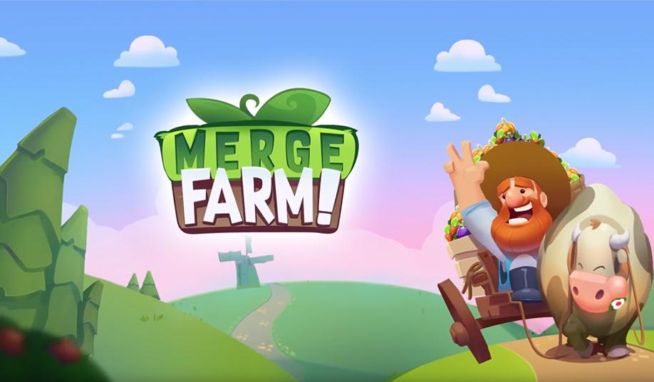 Merge Farm! Game Screenshot