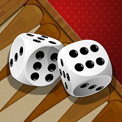 Backgammon Plus App Icon