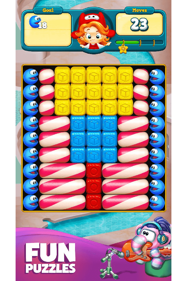 Toy Blast Game Screenshot
