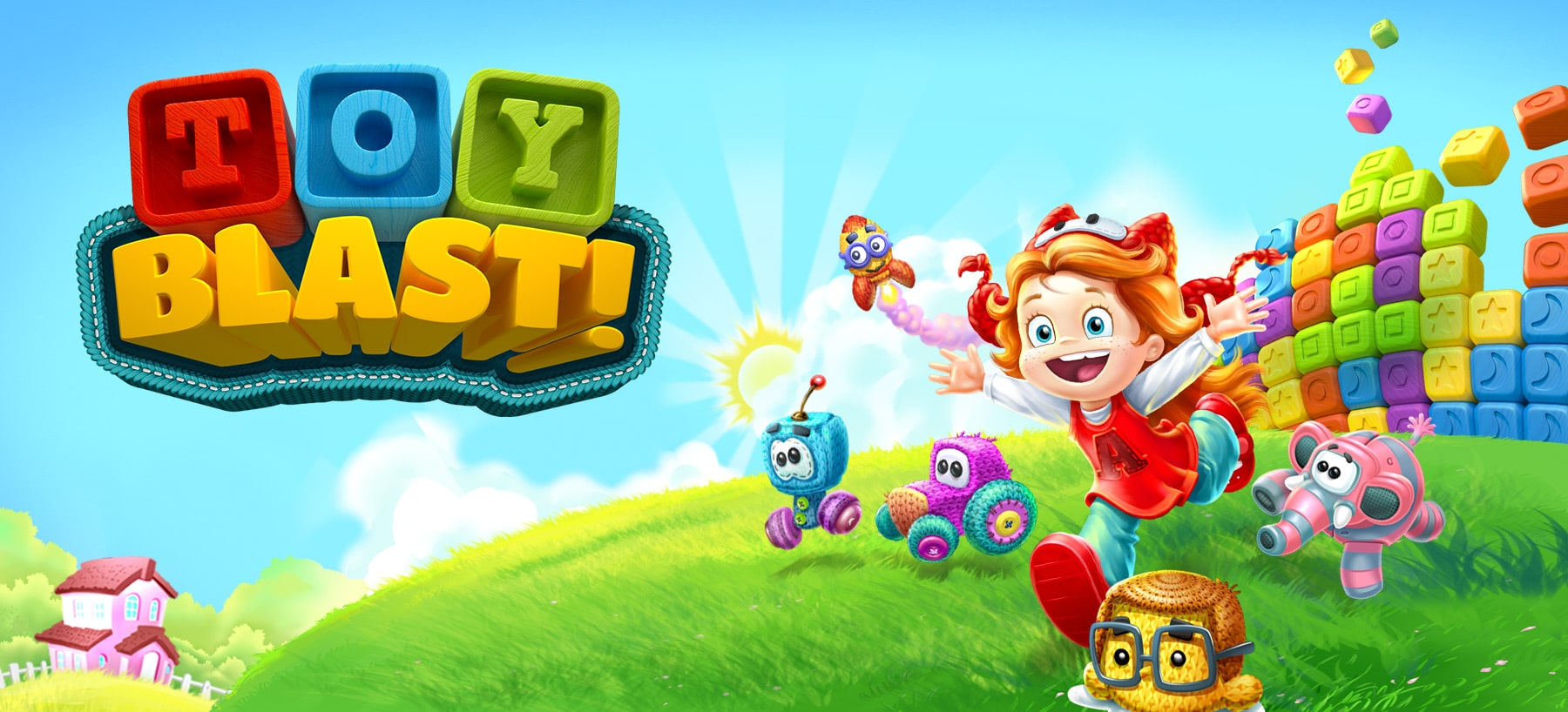 Toy Blast Hero Image