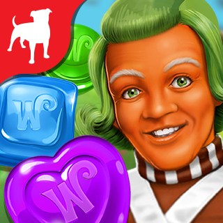 Wonka's World of Candy App Icon
