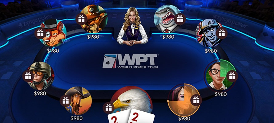 Zynga Poker Game Image