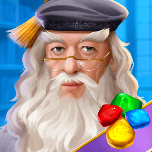 Harry Potter: Puzzles & Spells App Icon