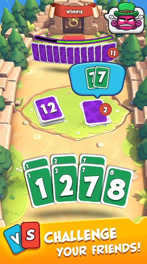 Bluff Plus Game Screenshot