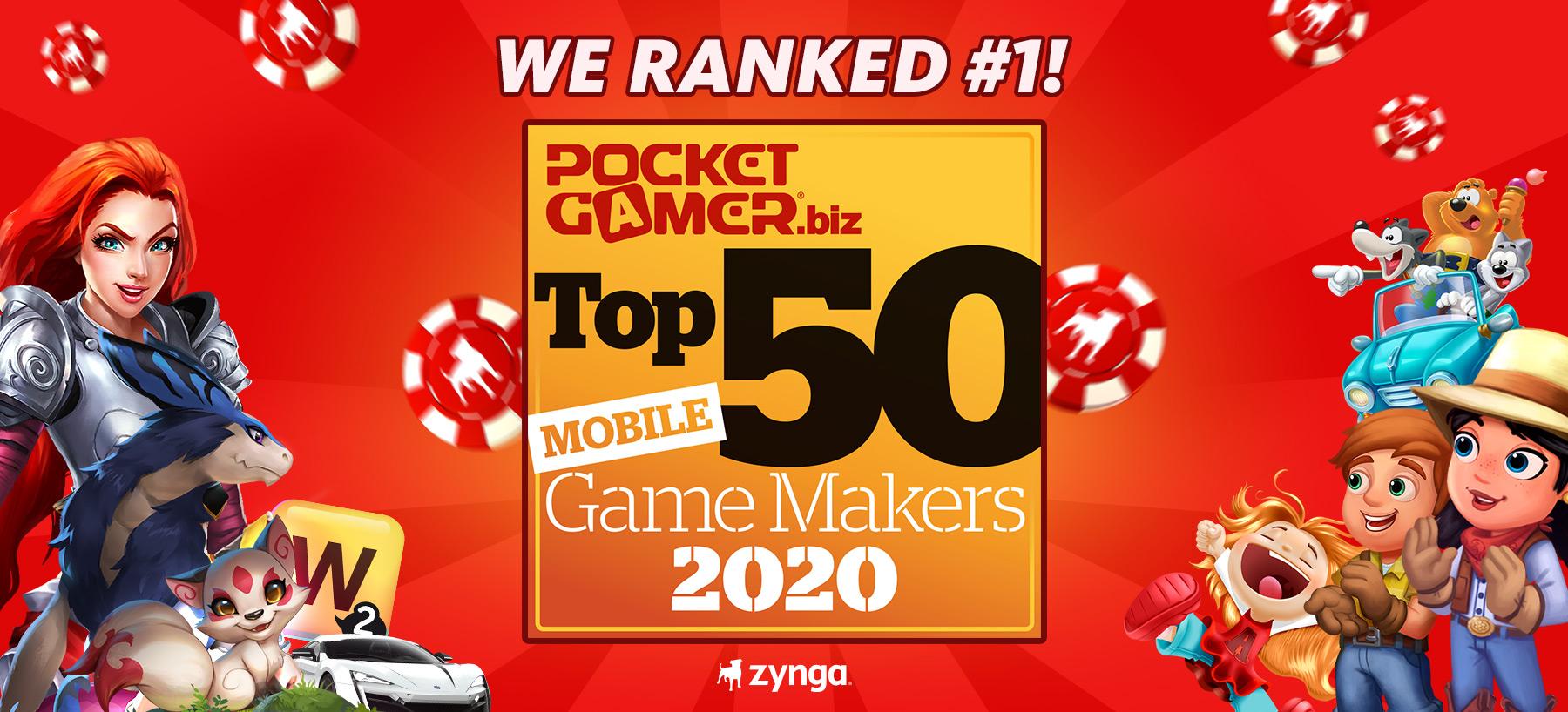 Zynga Banner Image